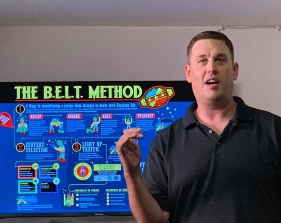 Curt  Maly's BELT Method